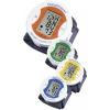 Geratherm Tensio Control csuklós vérnyomásmérő, sárga