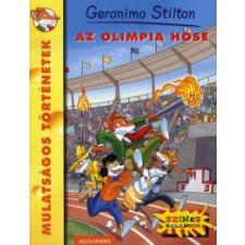 Geronimo Stilton AZ OLIMPIA HŐSE - MULATSÁGOS TÖRTÉNETEK gyermek- és ifjúsági könyv
