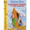 Geronimo Stilton BAJUSZOKRA VIGYÁZNI, ITT JÖN EGERÓNI!