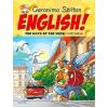 Geronimo Stilton STILTON, GERONIMO - ENGLISH! THE DAYS OF THE WEEK - A HÉT NAPJAI