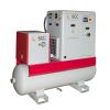 GGA - Csavarkompresszor 5,5 kW, 8 bar, tartállyal és hűtve szárítóval