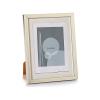 Gift Decor Fényképkeret Ezüst (1,5 x 19,5 x 14,5 cm) (13 x 18 cm)