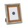 Gift Decor Fényképkeret Fehér (2,15 x 28,7 x 23,5 cm) (15 x 20 cm)