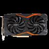 Gigabyte GeForce GTX 1050 Ti G1 Gaming 4G Videókártya GV-N105TG1 GAMING-4G