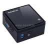 Gigabyte PC BRIX Ultra Compact | Celeron J3160 1.6|0GB|0GB SSD|1000GB HDD|Intel HD|W10P|2év (GB-BACE-3160_W10PH1TB_S)