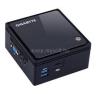 Gigabyte PC BRIX Ultra Compact | Celeron N3050 1,60|4GB|250GB SSD|0GB HDD|Intel HD|MS W10 64|2év (GB-BPCE-3350C_4GBW10HPS250SSD_S)