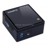 Gigabyte PC BRIX Ultra Compact | Core i7-7500U 2,7|0GB|250GB SSD|0GB HDD|Intel HD 620|W10P|2év (GB-BKI7HA-7500_W10PS250SSD_S)