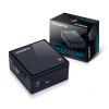 Gigabyte PC BRIX Ultra Compact, Intel Celeron J3160 2.24 GHz, HDMI, LAN, WIFI, Bluetooth, 2,5 HDD hely, USB 3.0