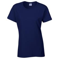 GILDAN női környakas póló, cobalt női póló
