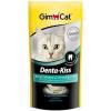 Gimborn GimCat Denta-Kiss fogápoló jutifalatkák cicáknak 40g