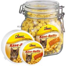 Gimborn Gimpet kase-rollis sajt tabletta 50 g vitamin, táplálékkiegészítő macskáknak
