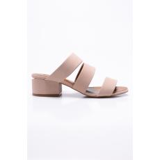 Gino Rossi - Papucs cipő Zina - pasztell rózsaszín - 1318500-pasztell rózsaszín
