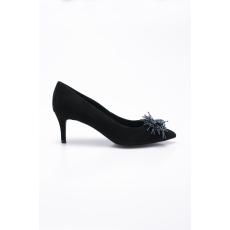 Gino Rossi Sarkas cipő - fekete