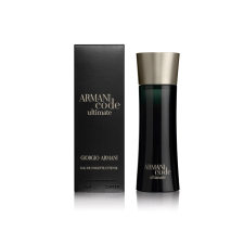 Giorgio Armani Code Ultimate EDT 50 ml parfüm és kölni