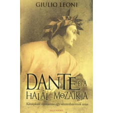 Giulio Leoni Dante és a halál mozaikja regény