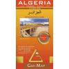 Gizimap Algéria (általános földrajzi térképe)