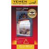 Gizimap Jemen és az Ádeni-öböl térképe