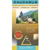 Gizimap Kaukázus általános földrajzi térképe