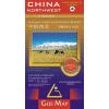 Gizimap Kína észak-nyugati része (4) térkép - Új kiadás
