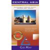 Gizimap Közép-Ázsia általános földrajzi térképe