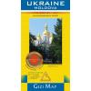 Gizimap Ukrajna és Moldova térkép