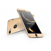 GKK Apple iPhone 8 Plus hátlap - GKK 360 Full Protection 3in1 - Logo - gold