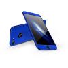 GKK Apple iPhone 8 Plus hátlap - GKK 360 Full Protection 3in1 - Logo - kék