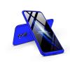 GKK Huawei Mate 20 Lite hátlap - GKK 360 Full Protection 3in1 - kék