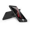 GKK Huawei P10 hátlap - GKK 360 Full Protection 3in1 - fekete