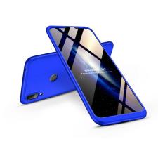 GKK Huawei Y7 (2019)/Y7 Prime (2019) hátlap - GKK 360 Full Protection 3in1 - kék tok és táska