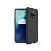 GKK OnePlus 7T hátlap - GKK 360 Full Protection 3in1 - fekete