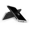 GKK Samsung G955F Galaxy S8 Plus hátlap - GKK 360 Full Protection 3in1 - fekete/ezüst