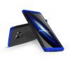 GKK Samsung G960F Galaxy S9 hátlap - GKK 360 Full Protection 3in1 - fekete/kék