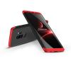 GKK Samsung G965F Galaxy S9 Plus hátlap - GKK 360 Full Protection 3in1 - fekete/piros