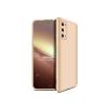 GKK Samsung G980F Galaxy S20 hátlap - GKK 360 Full Protection 3in1 - arany