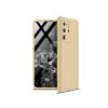 GKK Samsung G988F Galaxy S20 Ultra hátlap - GKK 360 Full Protection 3in1 - arany