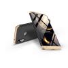 GKK Xiaomi Mi A2 Lite hátlap - GKK 360 Full Protection 3in1 - fekete/arany