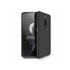 GKK Xiaomi Poco X2 hátlap - GKK 360 Full Protection 3in1 - fekete