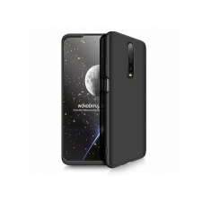 GKK Xiaomi Poco X2 hátlap - GKK 360 Full Protection 3in1 - fekete tok és táska