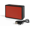 Global Technology HDY-003 Bluetooth speaker piros
