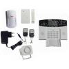 Global vezeték nélküli riasztó szett, SMS értesítéssel, PIR és nyitás érzékelővel LYD-111 ( VIP-606C )