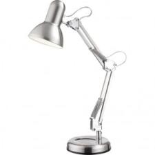 GLOBO 24891 - FLOW asztali lámpa 1xE27/40W világítás