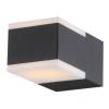 GLOBO 34282 - Kültéri LED fali lámpa NESO 2xLED/4,5W/230V