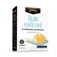 GLUTENNO Glutenno gluténmentes alba fehér cipó lisztkeverék 500 g