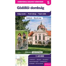 - GÖDÖLLÕI-DOMBSÁG KERÉKPÁROS TÉRKÉP 2., AKTUALIZÁLT KIADÁS térkép