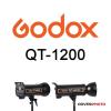 Godox QT-1200 nagy teljesítményű HSS stúdióvaku