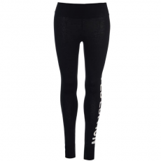 Golddigga női leggings - Golddigga Long Length Leggings Ladies Black