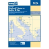 Golfo di Trieste to Losinj & Rab Chart M24 - Imray