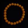 Golyós narancs karneol karlánc