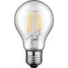 Goobay LED-es körte izzó E27 6W (60W) 806 lumen meleg-fehér
